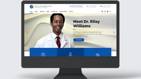 Riley Williams, MD